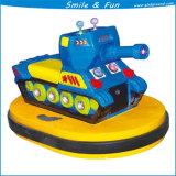 El tanque eléctrico del paseo del Kiddie del coche del jinete del cabrito de la alta calidad LED