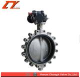 Dn32-DN600 residuos de bajo precio de la válvula de Wate