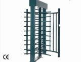 Cancello girevole pieno di altezza del sistema di controllo di accesso della singola Manica dell'acciaio inossidabile 316