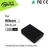 Digitalkamera-Batterie der nachladbaren Batterie-1500mAh für Nikon En-EL14 Enel14 Coolpix P7000