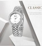 OEM die van de Beweging van Japan van het Horloge van het Kwarts van de Manier van het Horloge van de Luxe van de Dames van Belbi Eenvoudige Wilde PC21 het Goud en het Zilver van het Horloge van het Roestvrij staal van de Vrouwen van de Hoogste Kwaliteit voor u vervaardigt