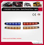 Двухцветный, изменения цвета на решетке, Индикатор приборного щитка, Strob лампа\, трафик в Service Advisor (LTDG185T-DUAL)