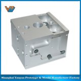 CNC que faz à máquina a peça de metal personalizada