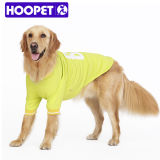 2016 New Arrival Autumn & Spring Hoopet Grand T-shirt de vêtements de sport pour chien