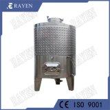 ステンレス鋼冷却ビール発酵タンクワインの貯蔵タンク