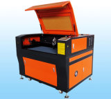 9060 Máquinas de corte a laser para corte de gravura de vidro de madeira