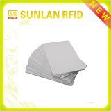Cartão de proximidade de plástico RFID RF de 125kHz para impressora