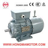 Motor eléctrico trifásico de aluminio de Indunction del freno magnético de Hmaej (C.C.) electro