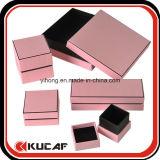 O costume faz o fabricante de empacotamento China da caixa da jóia de papel