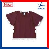 Healong Lacrosse-T-Shirt der neuen Entwurfs-Form-Sportkleidung-Sublimation-Männer