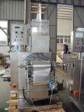 Вертикальная влажная машина упаковки ткани