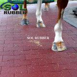 Solid Quality Horse celeiro do tapete de borracha do piso