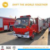2000L 3000L 4000L neuer Wasser-Schaumgummi-Feuerbekämpfung-Motor-LKW