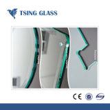 3-19mm templado endurecido Cristal de construcción para el cuarto de baño ducha
