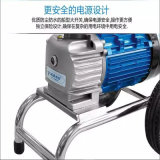220V 50Hz vazio de Alta Pressão Máquina de pintura por pulverização putty para venda
