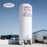 Tanque de armazenamento do líquido criogênico do petroleiro do armazenamento Lco2