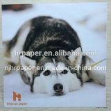 A4 / A3 Taille de la feuille Anti-Curl 100GSM Sublimation Papier de transfert pour tapis de souris, tasse, surface dure et cadeaux