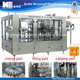 Bouteille de boissons gazeuses Machine de remplissage de liquide