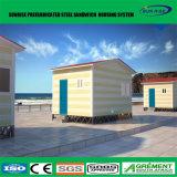 la casa/los hogares prefabricados ensanchables de lujo modernos del contenedor/prefabricó la barra