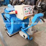 Máquina de chorro de arena Limpieza de la carretera de extracción de abrasivos