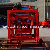 Machine manuelle de verrouillage de bloc concret de machine de brique de saleté de la Thaïlande