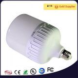 Iluminação plástica energy-saving do diodo emissor de luz do alumínio com E27 B22