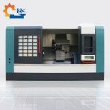 Chino precio nuevo torno CNC Fanuc CNC Control Siemens GSK