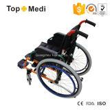 [توبمدي] ألومنيوم أطفال يدويّة يطوي كرسيّ ذو عجلات