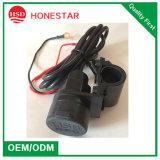 Caricatore multifunzionale caldo del telefono del USB del motociclo con il montaggio del manubrio - parentesi
