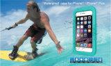 Couverture imperméable à l'eau de téléphone de caisse de téléphone de qualité pour iPhone7