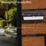 46 LED 태양 빛 옥외 PIR 운동 측정기 태양 강화한 안전 정원 빛을 방수 처리하십시오