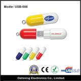 Azionamento dell'istantaneo del USB di stile della capsula (USB-008)