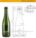 375мл газированной купол вино бутылочку в зеленый цвет (934)