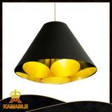Moderner Entwurfs-Schwarz-Metallhängendes Licht (KAMP5220)