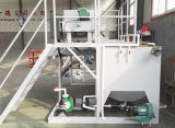 Abwasser-Filter u. Filting u. Aufbereitenmaschine für das Schützen der Masse