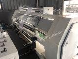 Máquina de papel el rebobinar que raja