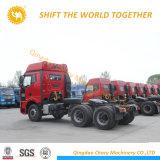 Camion del trattore di FAW 6X4 con 380HP Cummins Engine