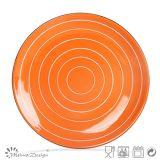 """Zolla di pranzo di ceramica del gres di colore differente 10.5 """""""