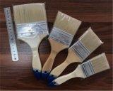 Ferrule нержавеющей стали ручки профессиональной щетинки щеток краски чисто деревянный