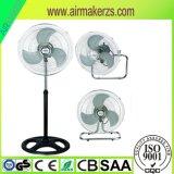 18 Standplatz-Ventilator der Zoll-Industrie-3in1 mit Ce/CB/ETL für Afrika/Europa