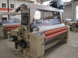 カーテンおよびホーム織布を作るためのウォータージェットの織機