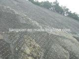 Anping中国からのRockfallの保護システムの高い抗張鋼線の網