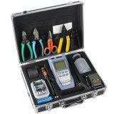 precio de fábrica de empalmes de fusión de fibra óptica Kit de herramientas