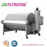 Sugar Plant를 위한 Precoating Rotary Vacuum Filter