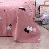 Novos conjuntos de roupa de cama de alta qualidade 100% algodão novo estilo de roupa de cama de banda desenhada impressa