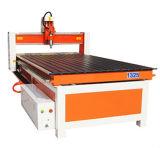 Máquina CNC de precisão para a Madeira com 3D Motor passo a passo do eixo 4 e Tabela de adsorção de vácuo para a publicidade da Madeira