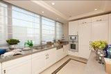 現代デザイン高い光沢のあるホーム家具の食器棚Yb1709386