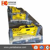 Tipo de silenciosa Ylb680 martillo hidráulico de alta calidad
