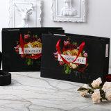 Nach Maß Geburtstag Wedding leistungsfähige schwarze Retro Geschenk-Beutel, aufgefüllte Beutel, Einkaufen-Beutel, Papiertüten.