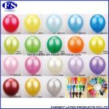 De Ballon van de parel, de Ballons van het Latex van de Decoratie van de Partij